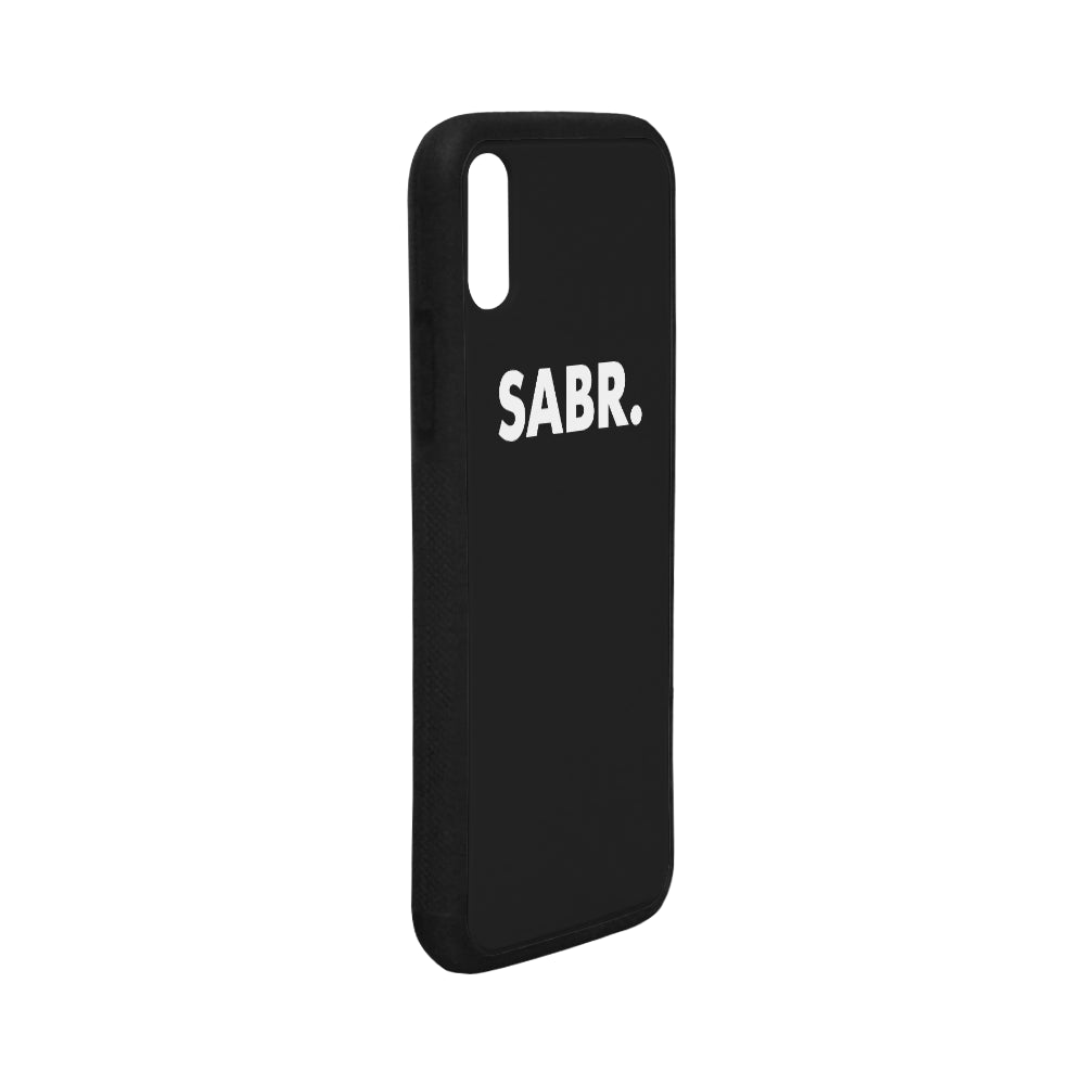 SABR. iPhone X Phone Case