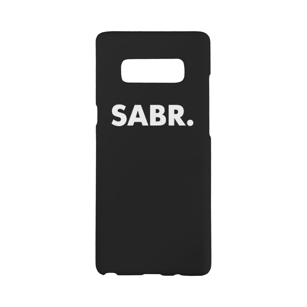 SABR. Samsung Note 8 Phone Case - World Wide Dawah
