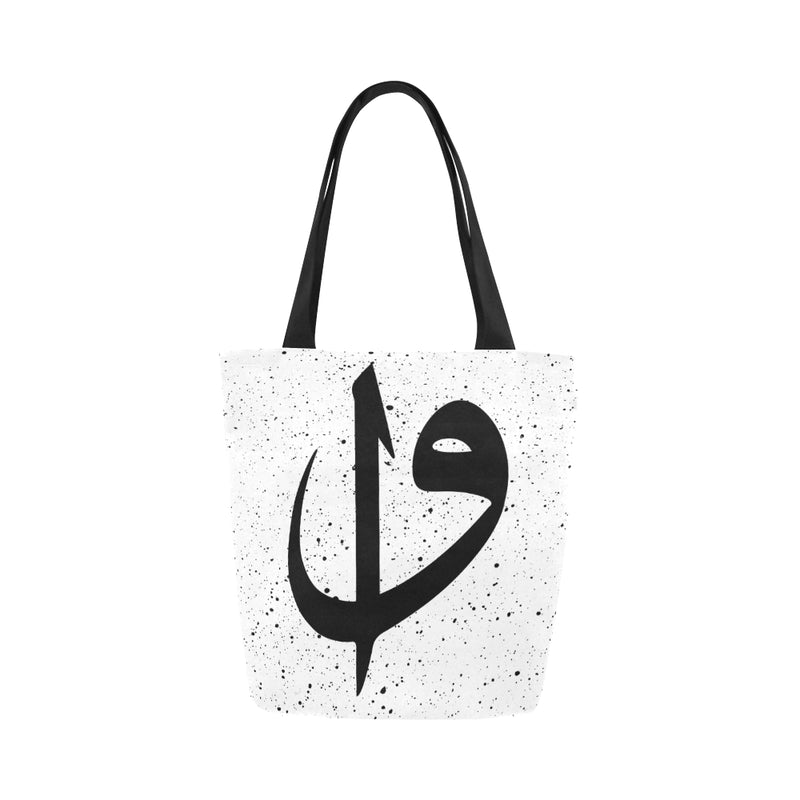 Wow & Alif Canvas Tote Bag