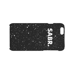 Splatter SABR. iPhone 6/6S Hard Case Phone Case - World Wide Dawah