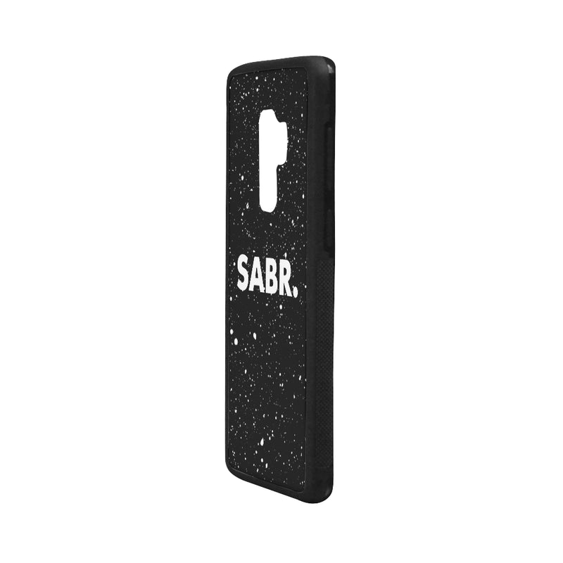 Splatter SABR. Samsung Galaxy S9 PLUS Phone Case - World Wide Dawah