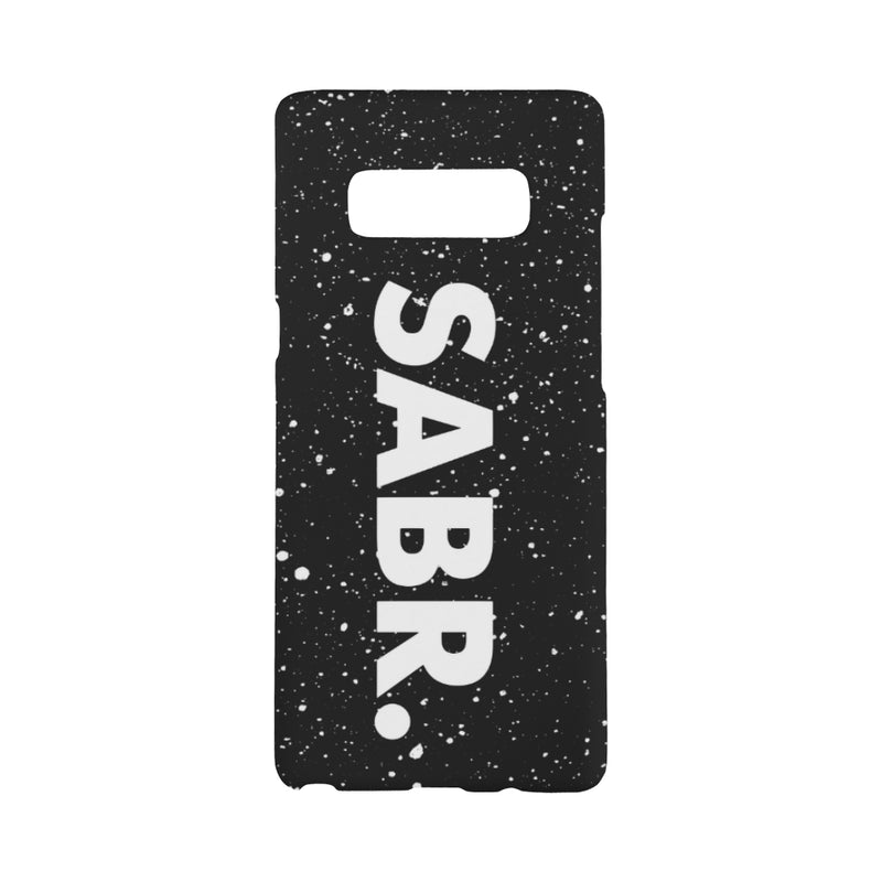 Splatter SABR. Samsung Note 8 Phone Case - World Wide Dawah