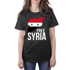 FREE SYRIA Short-Sleeve T-Shirt