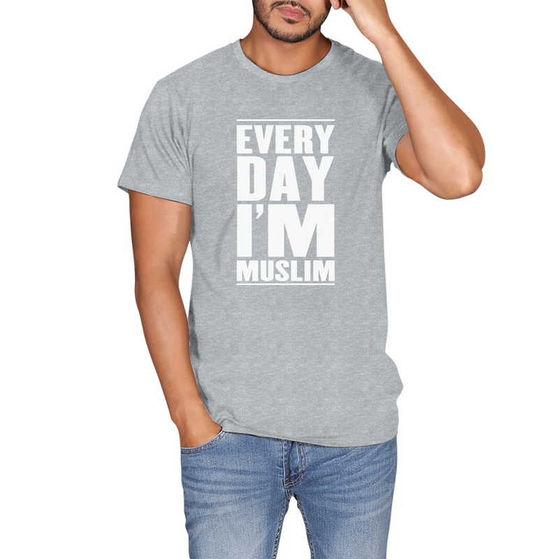 Everyday I'm Muslim T-Shirt