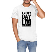 Everyday I'm Muslim T-Shirt - World Wide Dawah