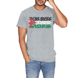 Palestine Flag T-Shirt - World Wide Dawah