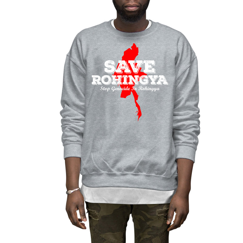 SAVE ROHINGYA Sweatshirt