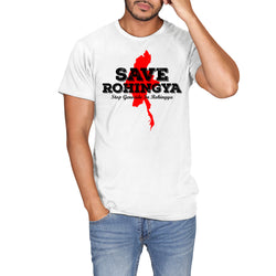 SAVE ROHINGYA T-Shirt - World Wide Dawah