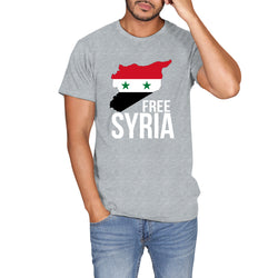 FREE SYRIA T-Shirt - World Wide Dawah