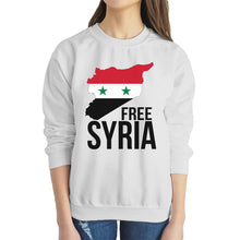 FREE SYRIA Sweatshirt - World Wide Dawah