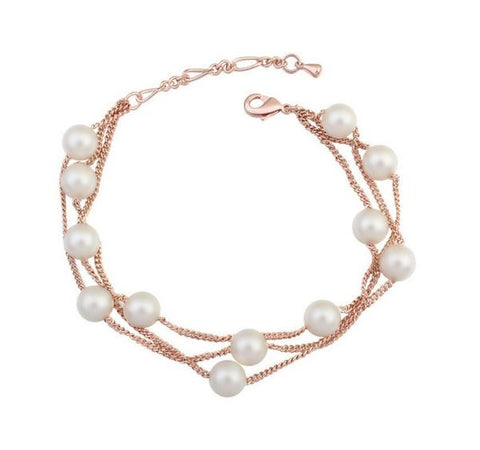 Timeless Pearls Necklace