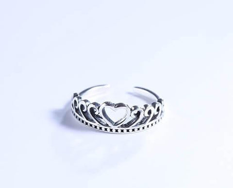 Love Wreath Ring
