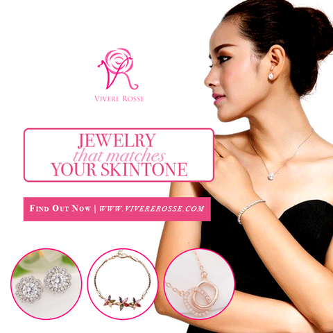 Find the best jewelry for your skin tone's natural beauty!