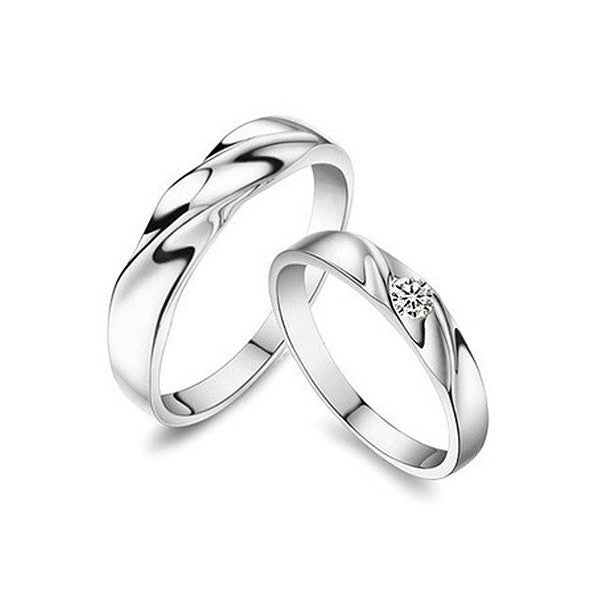 Treasure Couple Rings