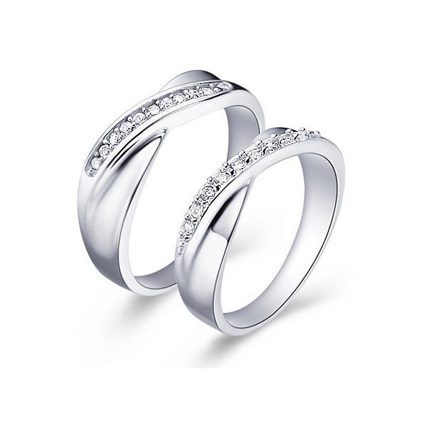 Vow Couple Rings
