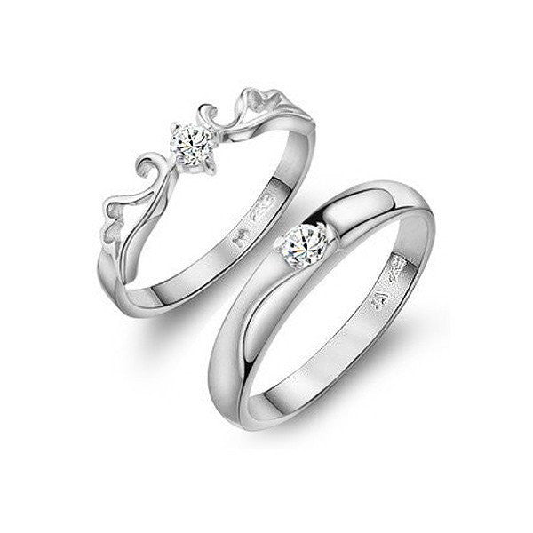 Faith Couple Rings