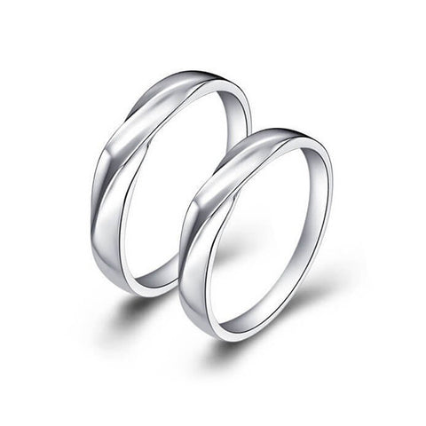 Indulgence Couple Rings