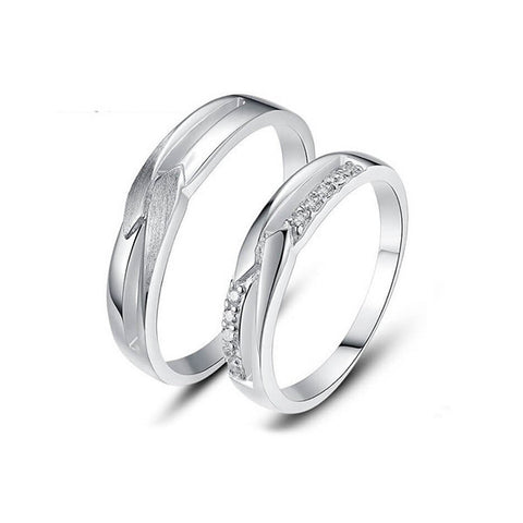 Sweet Affection Couple Rings