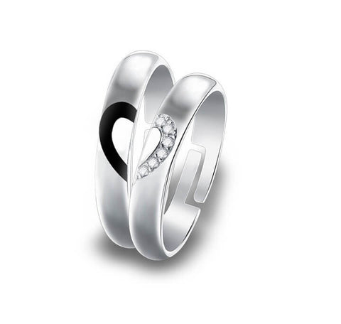 Unbreakable Bond Couple Ring