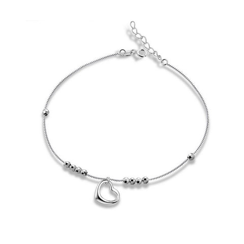 First Love Anklet - VivereRosse