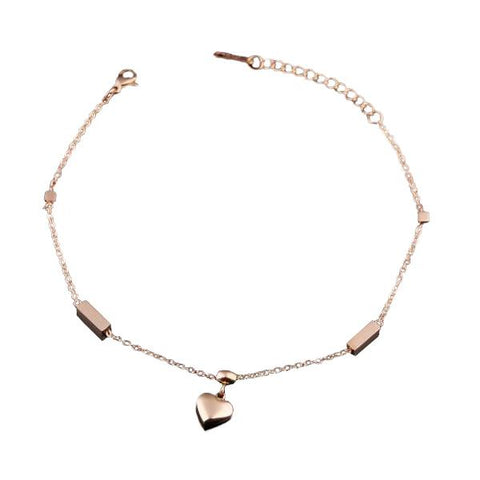 Stainless Steel - Anklet