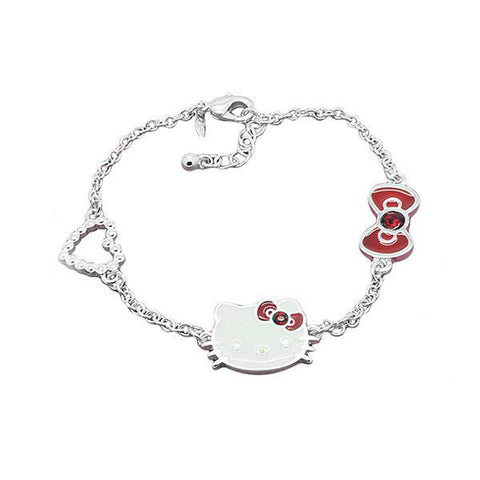 Bracelet For Women For Sale (Best Offer) - Adorable Kitty -Vivere Rosse