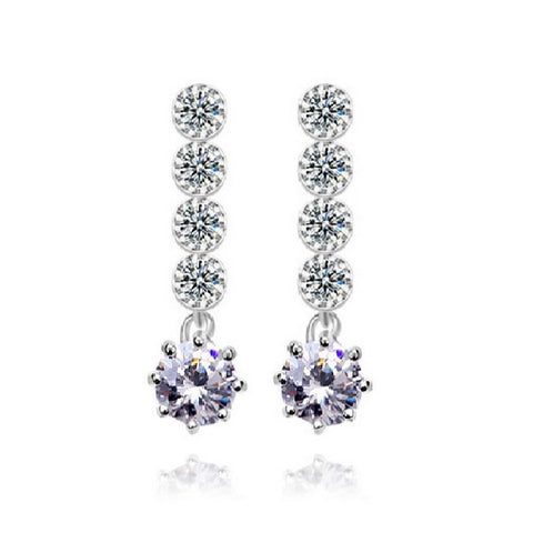 Lavish Drop Earrings - VivereRosse