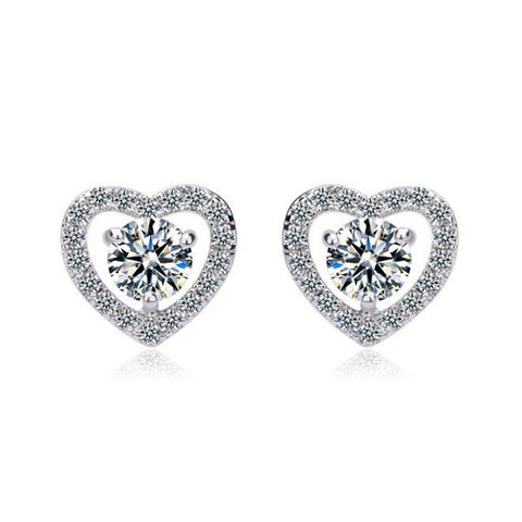 Pure Love Stud Earrings