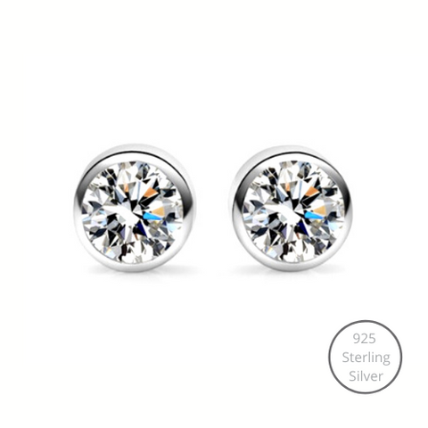 Bedazzling Stud Earrings