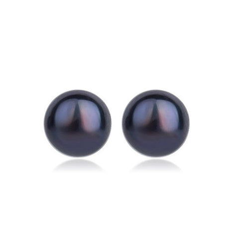 Basic Pearl Stud Earrings - VivereRosse