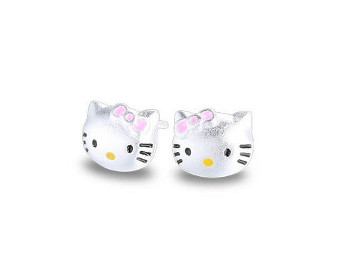 Meow of a Kind Stud Earrings