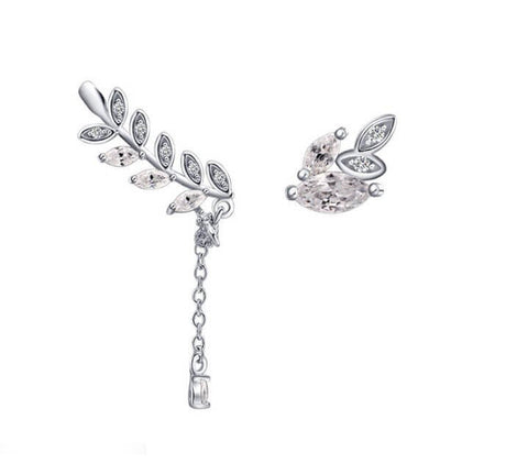 Flora Stud Earrings