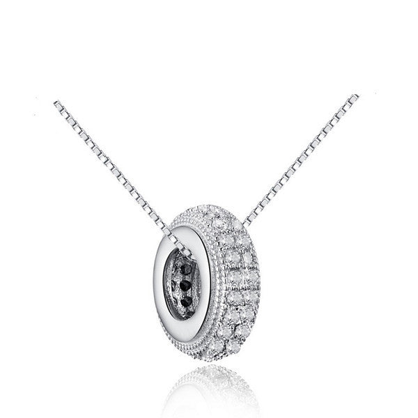 Lucky Wheel Necklace