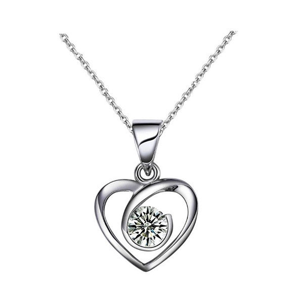 In Heart Necklace - VivereRosse