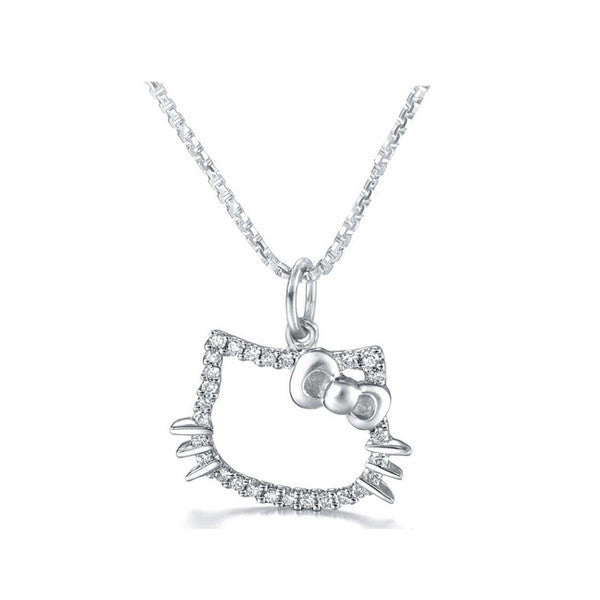 1a6062dbc Hello Kitty Necklace