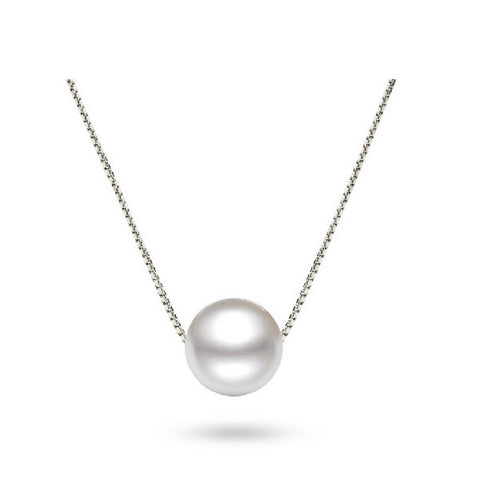 Elegant Pearl Necklace - VivereRosse