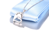 Forever Love You Couple Necklace