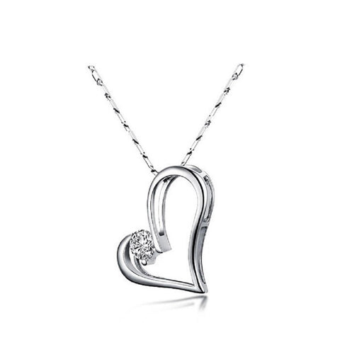 Forever in My Heart Necklace - VivereRosse