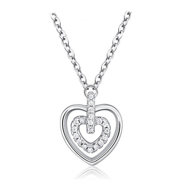 Heartfelt Necklace - VivereRosse
