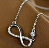 Infinite Glam Necklace