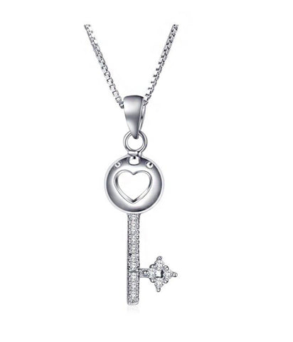 Princess Key Necklace