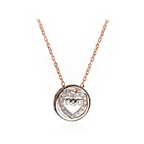 Love You Mum Necklace