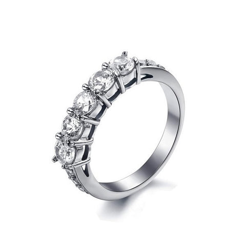 Timeless Eternity Ring
