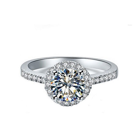 I Do Solitaire Ring