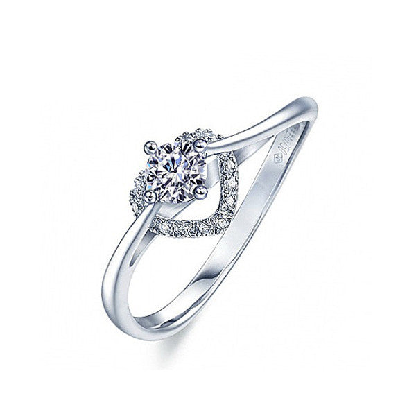 Sparkling Love Ring