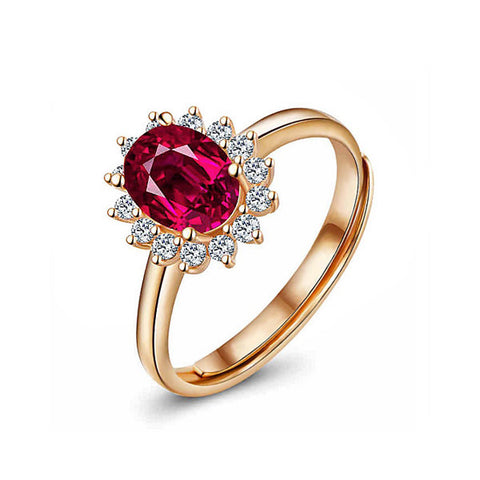 Desire Ring - Rose Gold