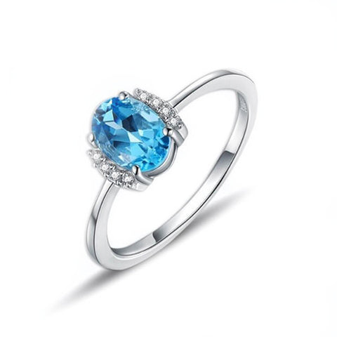 Women Rings For Sale - Azure Spur - Vivere Rosse
