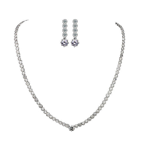 Lavish Bridal Jewelry Set