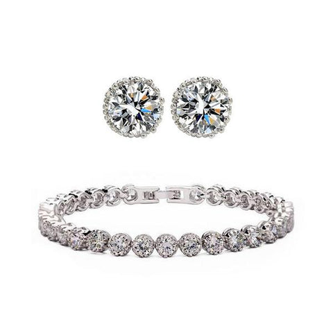 Sparkling Beauty Jewelry Set