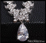Brilliant Luxury Set For Sale - Bridal Jewelry Sets - Vivere Rosse
